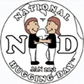 Happy National Hugging Day -- January 21st!