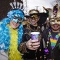 Mardi Gras Giveaway: Win Two Tickets to the Revelry Tent Party