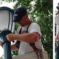 Delmar Loop Getting Street Lamps