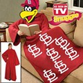 Snuggie + Cardinals Logo = SLUGGIE, and They're Giving 'Em Away Tomorrow