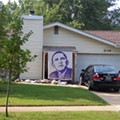 Barack Obama: Politcal Icon and Now a Home Adornment