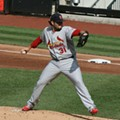 Lance Lynn Back In, At Least For Now