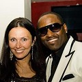 More Proof That R&B Singer Johnny Gill and Wife of Cardinals' President Are All Good