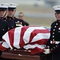 Wash. U. Study: Images of Flag-Draped Coffins Strengthen Support for War