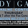 Goo-Goo For Gaga? Lady Gaga Lookalike Contest at Nancy's Place Thursday Night