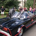 """Batman"" Lenny B. Robinson Stops in STL with Tricked Out Batmobile [VIDEO]"