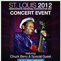 Chuck Berry Playing Free Concert for 2012 Democratic National Convention