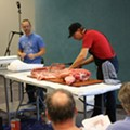 Kansas City-Area Library Uses Butchering Demonstration to Lure Patrons