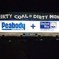 "Anti-Coal Activists Want City to Wake Up to ""Peabody Takeover"""