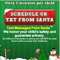 Say What? Santa Claus is Texting? Pity the Poor Tot Sans Cellphone!