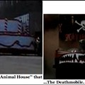 Wash U. Students Construct a Soapbox Homage to Animal House