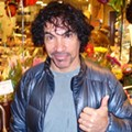 John Oates Reunited with Mustache After 20 Years