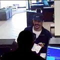 Logo Bandit Believed to Have Hit Two Banks in One Day