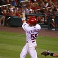 Skip Schumaker Nominated as Worst Player in Baseball