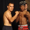 Fight Night in St. Charles: The Eyes of the Boxing World are on St. Louis' Dannie Williams