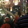 New Video of Cardinals Fans, Mike Brown Protesters Shows Not All Fans Were Assholes