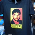Who's Winning Now? T-Shirt Shop Says Ashton Kutcher