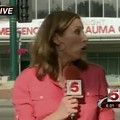 What Channel 5 Reporter Ann Rubin Looks Like When She's Terrified