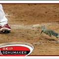 Skip Schumaker's Baseball Card Is Nuts, But Not The Worst Ever