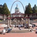 OccupySTL Protesters and Reps from Mayor's Office Hold Meeting; Civility Ensues