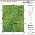 4.2 Magnitude Earthquakes Strikes St. Louis