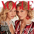 St. Louis Native Karlie Kloss Shares <i>Vogue</i> Cover with BFF Taylor Swift