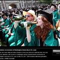 Alternative Caption Time! Washington University Graduation!