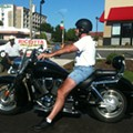 Winter Weather Has Us Pining For Return of Jorts/Motorcycle Temperatures