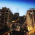 Post-Apocalyptic Portraits of Powell Square Demolition [PHOTOS]