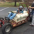 Coolest Final Exam Ever: Engineering Students Build, Race Motorized Couches [VIDEO]
