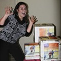 Winner of 2009 Unreal News Challenge Collects Her Crap