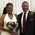 Schnucks' Biggest Fans: St. Louis Couple Gets Married At Des Peres Supermarket (PHOTOS)