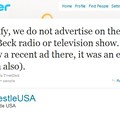 St. Louis-Based Nestle Purina Latest Company to Pull Ads from Glenn Beck