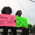 Police Ease Up On Ferguson Protesters, But Reasons for Protest Not Forgotten