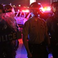 Police Accused of Unnecessary Force as Third Night of Ferguson Protests End with Tear Gas