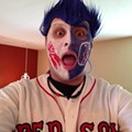 Busch Stadium Bars Red Sox Fan from Cardinals Game Because of Face Paint