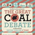 Great Coal Debate at Wash U. Tonight: Peabody Energy v. Sierra Club