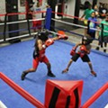 St. Louis All City Boxing Offers At-Risk Kids Free Lessons, Vegan Grub