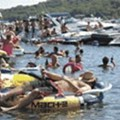 Too Early in the Year to Dream of Party Cove?