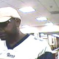 Isaac Bruce Fan Robs St. Louis Bank