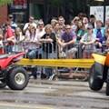 Photos: PrideFest Parade, ATV Crash