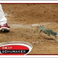 Skip Schumaker Rally Squirrel Card Going For $255
