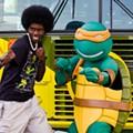Photos: '80s Cartoon Icons Teenage Mutant Ninja Turtles Turn 25 at Science Center