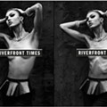 [NSFW] Karlie Kloss' Ribs Photoshopped Out of Fashion Pic; Uproar Ensues