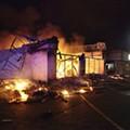 16 Photos of Ferguson Burning