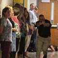 Lincoln County Hosts Active Shooter Training in Elementary Schools, Posts Dramatic Drill Photo
