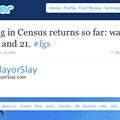 What Mayor Slay Says -- And Doesn't Say -- on Twitter