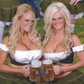 Cleavage Controversy: Metro Axes Racy Ads for Soulard Oktoberfest