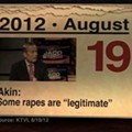 "[VIDEO] McCaskill Ad Finally Hits Akin for ""Legitimate Rape"" Comment"