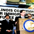 Undocumented Immigrants: Illinois Driver's License Bill Now Law, Fourth State With Policy